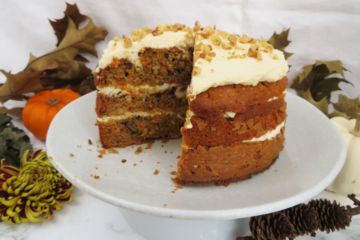 Incredibly Moist Best Carrot Cake