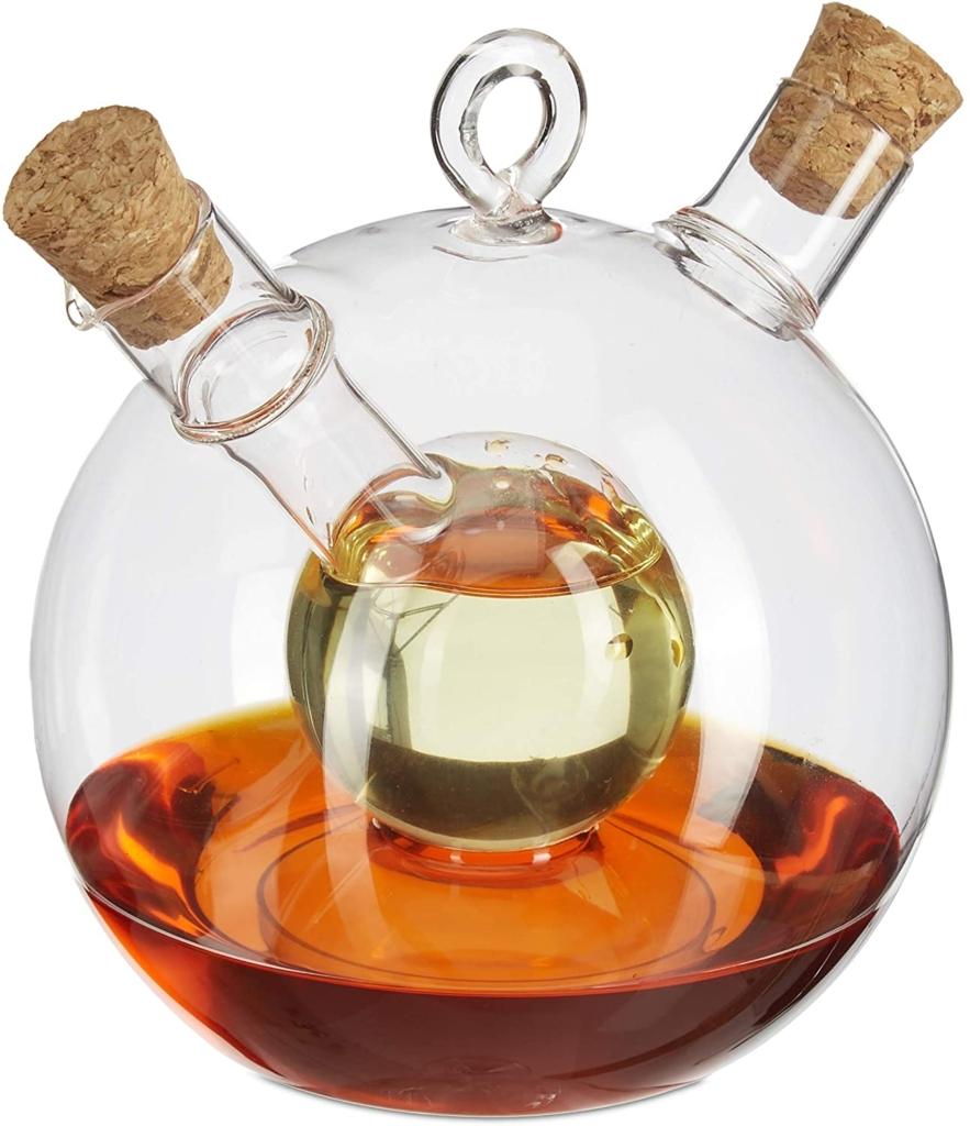 oil vinegar dispenser- 20+ Best Gifts For Foodies 2020