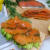 Cured Salmon - Gravlax