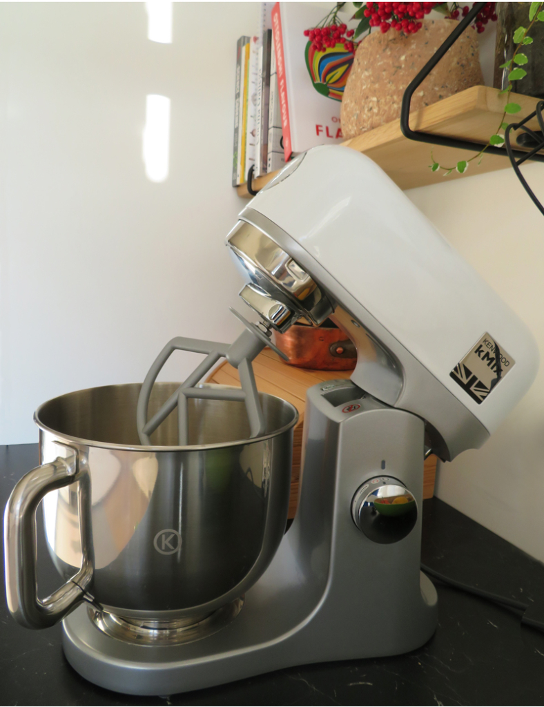 kenwood stand mixer review