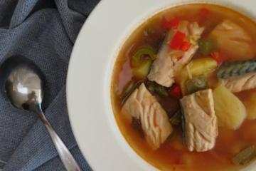 marmitako marmitaco basque fish stew with mackerel