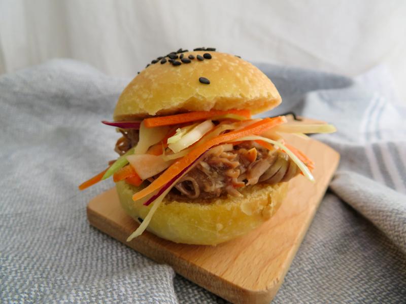 Pulled Turkey Burgers 100 Homemade Rootsandcook