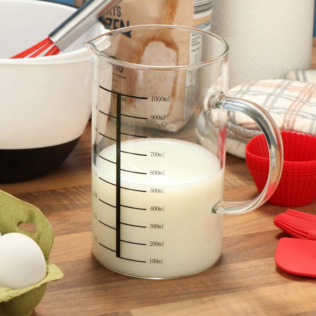 jarra medidora- measuring cup