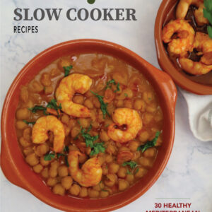 fish and legumes - slow cooker recipes - rootsandcook - book cover