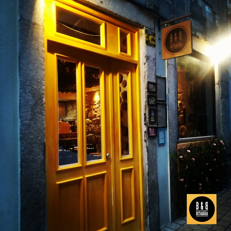 bota&bira Porto - where to eat in porto