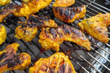 Grilled chicken tikka masala 3