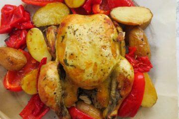 Slow-cooker-buttermilk-chicken-pollo-asado-en-olla-lenta-extra-jugoso
